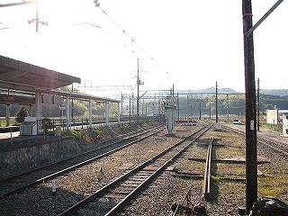 伊賀神戸駅 - 初夏の伊勢・伊賀地方への旅 -