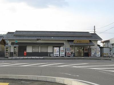 土讃線・伊野駅