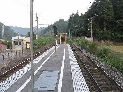 信越本線・長鳥駅